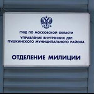 Отделения полиции Вахрушева